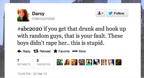 drunk slut