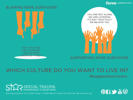 #supportsurvivors
