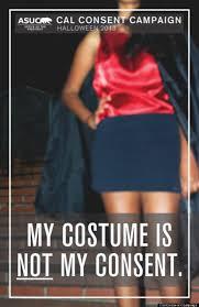 costume not consent