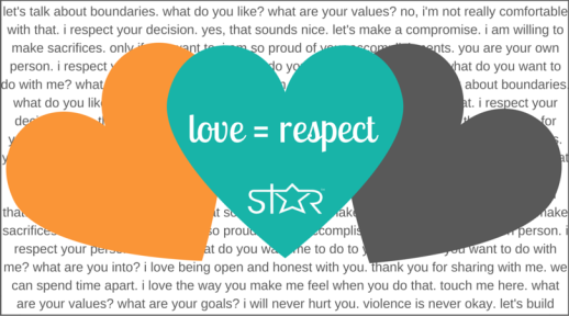 LOVE IS RESPECT (2)